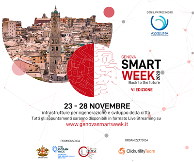 Assoclima alla Genova Smart Week 2020